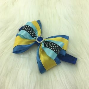 Handmade Princess Hair Bow Headband
